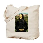 Mona Lisa /Puli Tote Bag