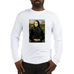 Mona Lisa /Puli Long Sleeve T-Shirt