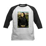 Mona Lisa /Puli Kids Baseball Jersey