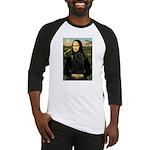 Mona Lisa /Puli Baseball Jersey
