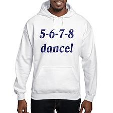 5-6-7-8-dance Hoodie