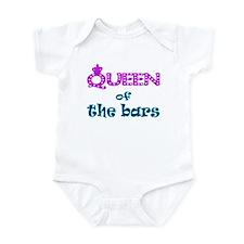 Queen of the bars Infant Bodysuit