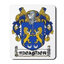 Meagher Coat of Arms Mousepad