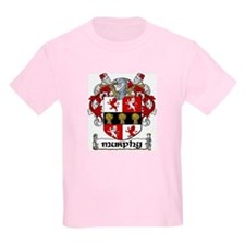 Murphy Coat of Arms Kids T-Shirt