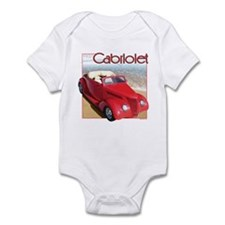 1937 Cabriolet Infant Bodysuit