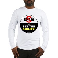 see the Ability Long Sleeve T-Shirt