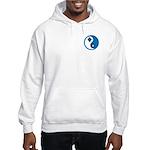 Masonic Yin Yang Hooded Sweatshirt