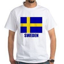 "Swedish Flag ""Sweden"" Shirt"