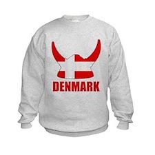 """Danish Viking """"Denmark"""" Sweatshirt"""