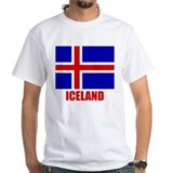 Icelandic Flag &quot;Iceland&quot; Shirt