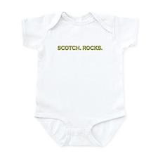 Scotch Rocks Infant Bodysuit