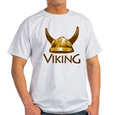 "Viking Helmet ""Viking"" T-Shirt"