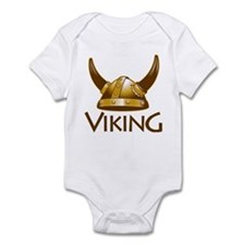 "Viking Helmet ""Viking"" Infant Bodysuit"