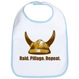 "Viking ""Repeat"" Bib"