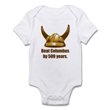"Viking ""Columbus"" Infant Bodysuit"