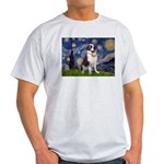 Starry / Saint Bernard Light T-Shirt