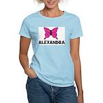 Butterfly - Alexandra Women's Light T-Shirt