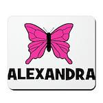 Butterfly - Alexandra Mousepad