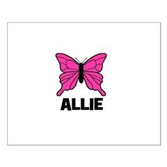 Butterfly - Allie Small Poster