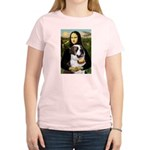 Mona / Saint Bernard Women's Light T-Shirt