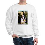 Mona / Saint Bernard Sweatshirt
