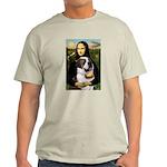 Mona / Saint Bernard Light T-Shirt
