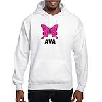 Butterfly - Ava Hooded Sweatshirt