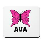 Butterfly - Ava Mousepad