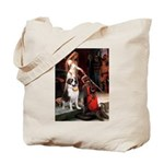 Accolade / St Bernard Tote Bag