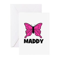 Butterfly - Maddy Greeting Cards (Pk of 10)