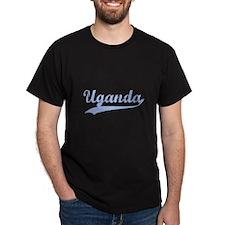 Vintage Uganda Retro T-Shirt