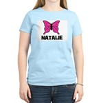 Butterfly - Natalie Women's Light T-Shirt