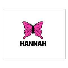 Butterfly - Hannah Posters