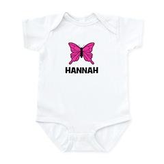 Butterfly - Hannah Infant Bodysuit