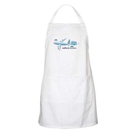 redNeck Airlines BBQ Apron