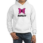 Butterfly - Ashley Hooded Sweatshirt