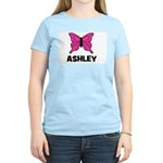 Butterfly - Ashley Women's Light T-Shirt