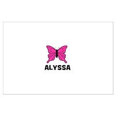Butterfly - Alyssa Posters