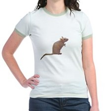 Curly - the Hairless Rat T