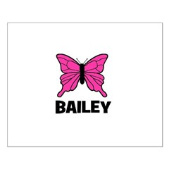 Butterfly - Bailey Small Poster