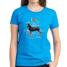 Black and Tan Coonhound Tee