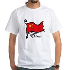Funky Chinese Flag Shirt
