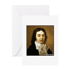 Coleridge Greeting Card