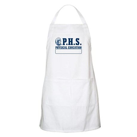 P.H.S. Physical Education BBQ Apron