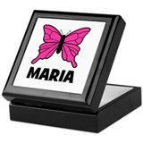 Butterfly - Maria Keepsake Box