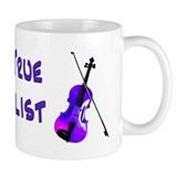 A True Violist Mug