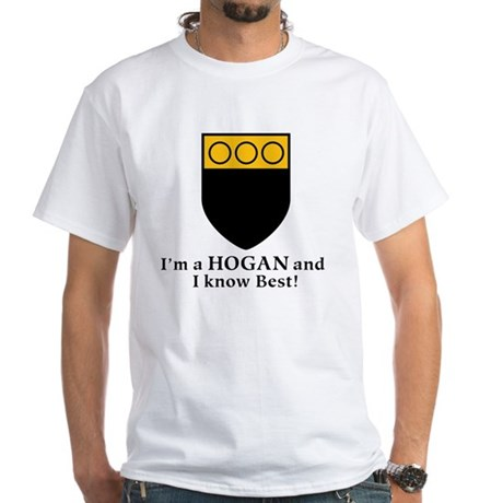 Hogan White T-Shirt
