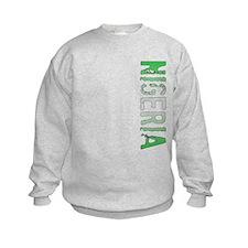 Nigeria Stamp Sweatshirt