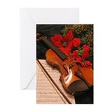 Holiday Violin Concerto Greeting Cards (Pk of 10)