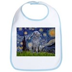 Starry /Scot Deerhound Bib